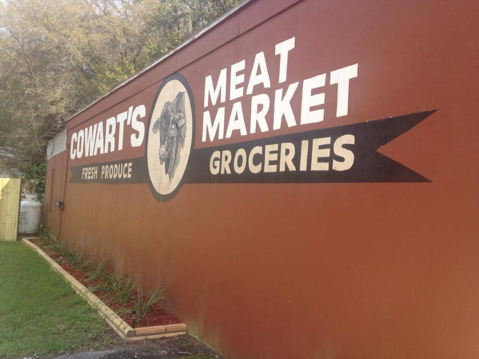 Cowart's Meat Market 530 S US Hwy 1 San Mateo