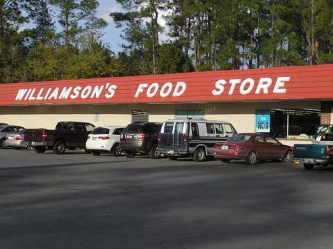 Williamson's Foodstore 840 Florida 21, Melrose